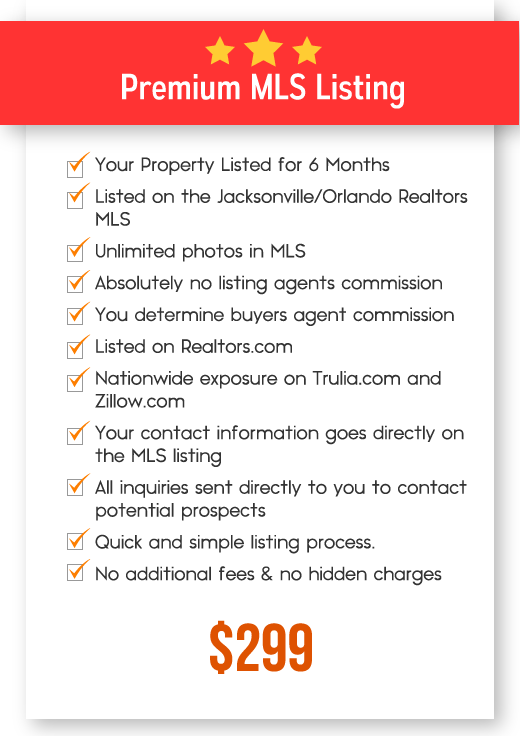 Flat Fee MLS Listing Florida Includes